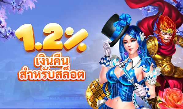 Siam99 สล็อต เงินคืน 1.2%